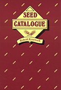 Seed Catalogue 1987